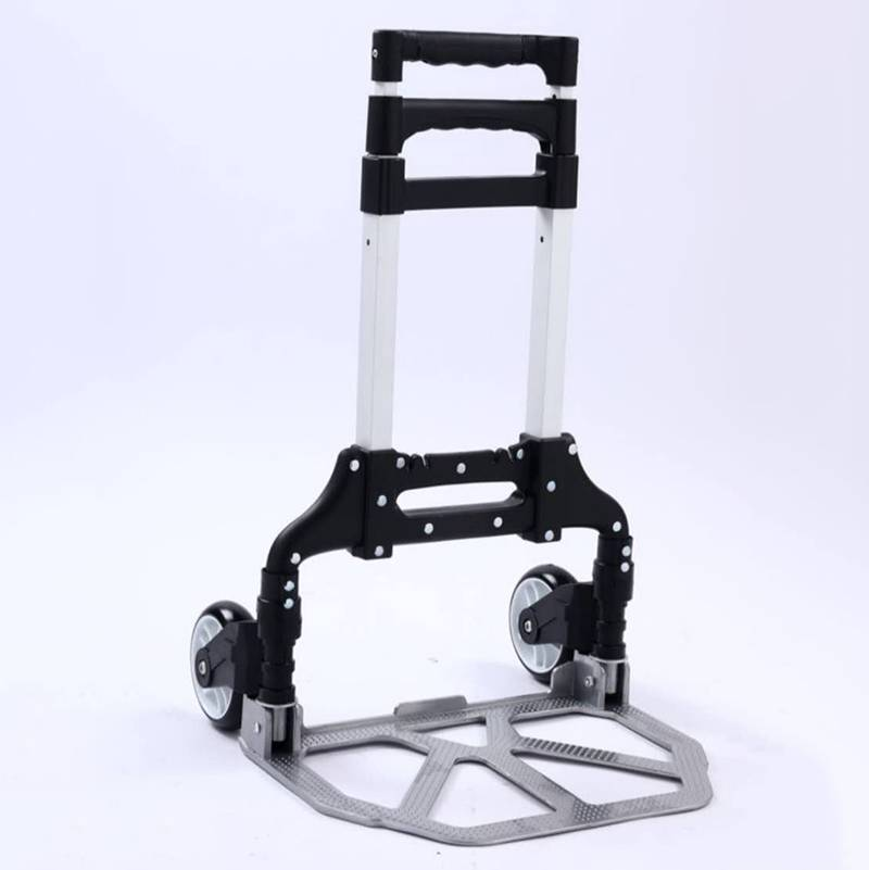 China Wholesale Step Climbing Trolley Factory - Folding luggage trolley DX3001 – DuoDuo