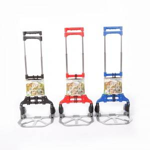 China Wholesale Collapsible Hand Truck Manufacturers - Folding luggage trolley DX3001 – DuoDuo
