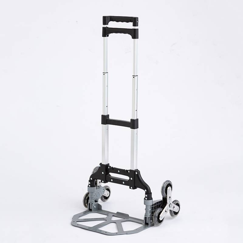 China Wholesale Multi Purpose Hand Trolley Suppliers - Folding luggage trolley DX3003 – DuoDuo