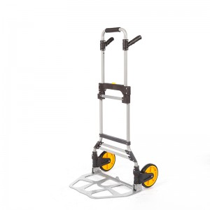 DuoDuo Folding luggage trolley DX3012 with Telescoping Handle