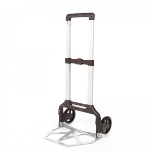 China Wholesale Compact Folding Luggage Cart Manufacturers - Folding luggage trolley DX3013 – DuoDuo
