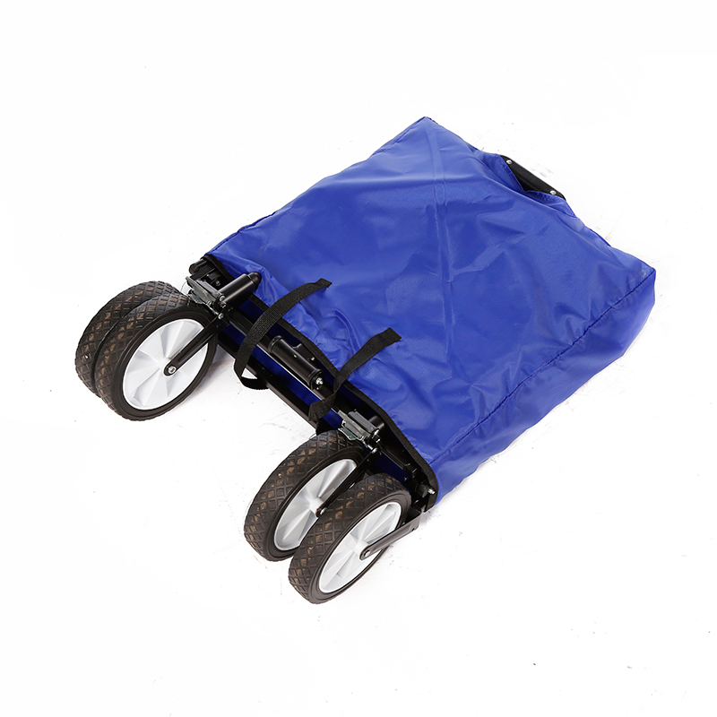 China Wholesale 4 Wheel Garden Cart Manufacturers - Multi functions Folding Wagon DX6001 – DuoDuo detail pictures