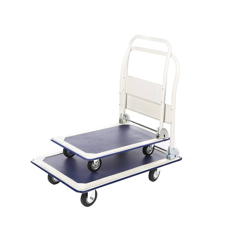 China Wholesale Large Platform Trolley Suppliers - Flat-panel cart HC150A/250A – DuoDuo