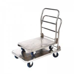 China Wholesale Small Platform Dolly Factory - DuoDuo HC150BXG  250BXG Moving Platform Hand Truck – DuoDuo