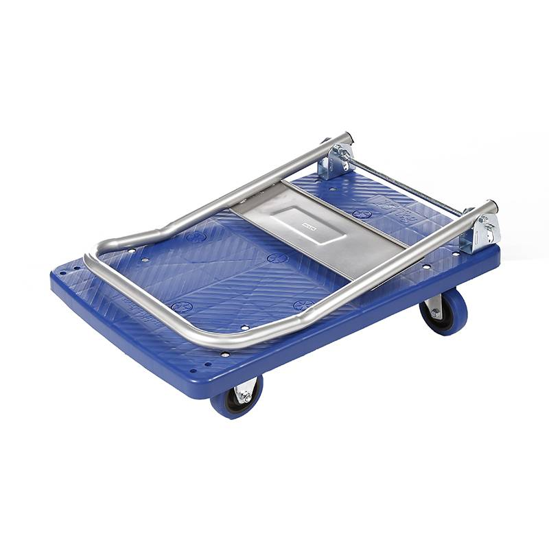 China Wholesale Stainless Steel Platform Trolley Factories - Flat-panel cart HC150S/250S – DuoDuo