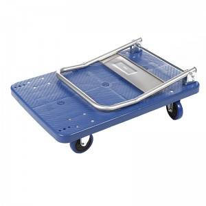 DuoDuo Flat-panel cart HC150S/250S for Easy Storage and 360 Degree Swivel Wheels