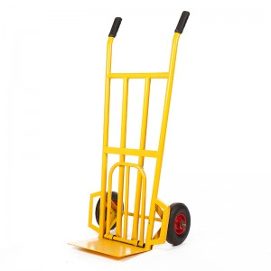 China Wholesale Aluminum Hand Truck With Solid Wheels Manufacturers - Heavy Duty Hand Truck LH5001 – DuoDuo