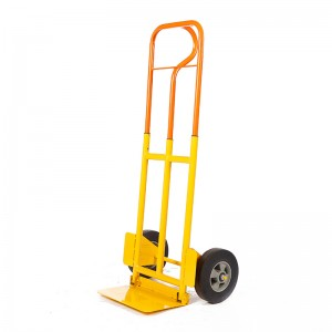 Heavy Duty Hand Truck LH5002 With Extra Large Toe Plate