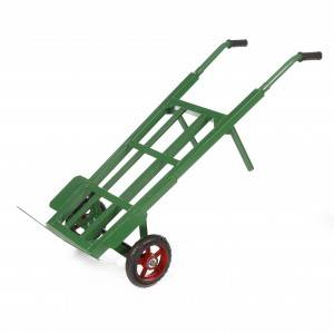 DuoDuo Heavy Duty Hand Truck  LH5005 With Extra Large Toe Plate