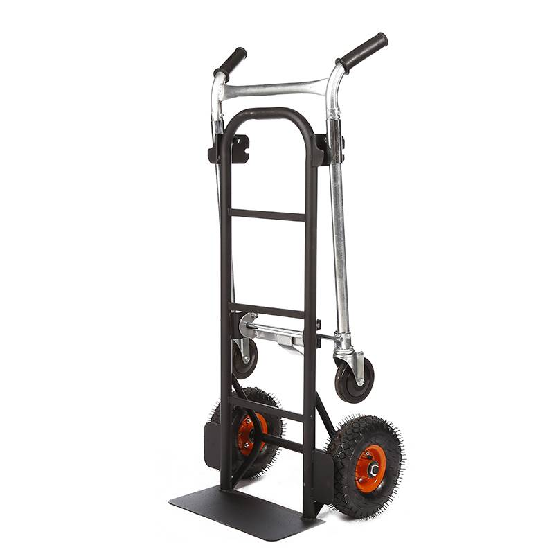 DuoDuo multifunction hand truck LH5006 Convertible Hand Truck Featured Image