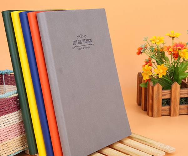 High reputation Personalized Leather Notebook - Cover pattern customization specification customization simple student notebook – Yuxingyuan Featured Image