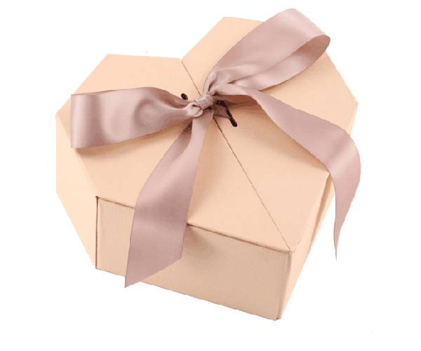 Chinese Professional Hexagonal Bow Gift Box - Special paper noodles with bowknot exquisite paper bag gift box set – Yuxingyuan