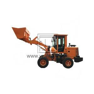 Forklift Type Composting Equipment