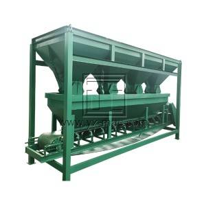 OEM Supply Compound Fertilizer Packing Scale - Static Fertilizer Batching Machine – YiZheng