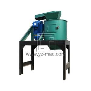 Vertical Chain Fertilizer Crusher Machine