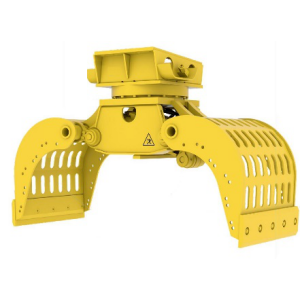 Manufacturer for Scrap Grab - Excavator Grapple – ZAILI
