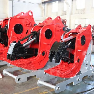 China wholesale Hydraulic Shear - Pulverizer – ZAILI