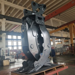 Factory wholesale Excavator Wood Grab - Steel Grab – ZAILI