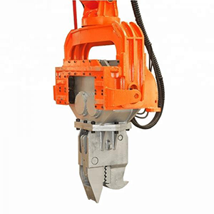Chinese wholesale Pile Hammer For Excavator – Pile Hammer – ZAILI