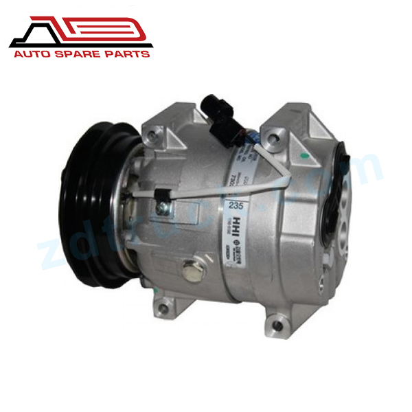 11N6-91040  24V AC Wholesale Price compressor with sensor excavator air compressor assy for R210LC7A  / R210LC7H / R210NLC7A  / R250LC7A  / R290LC7A  / R320LC7   R320LC7A  / R360LC7A