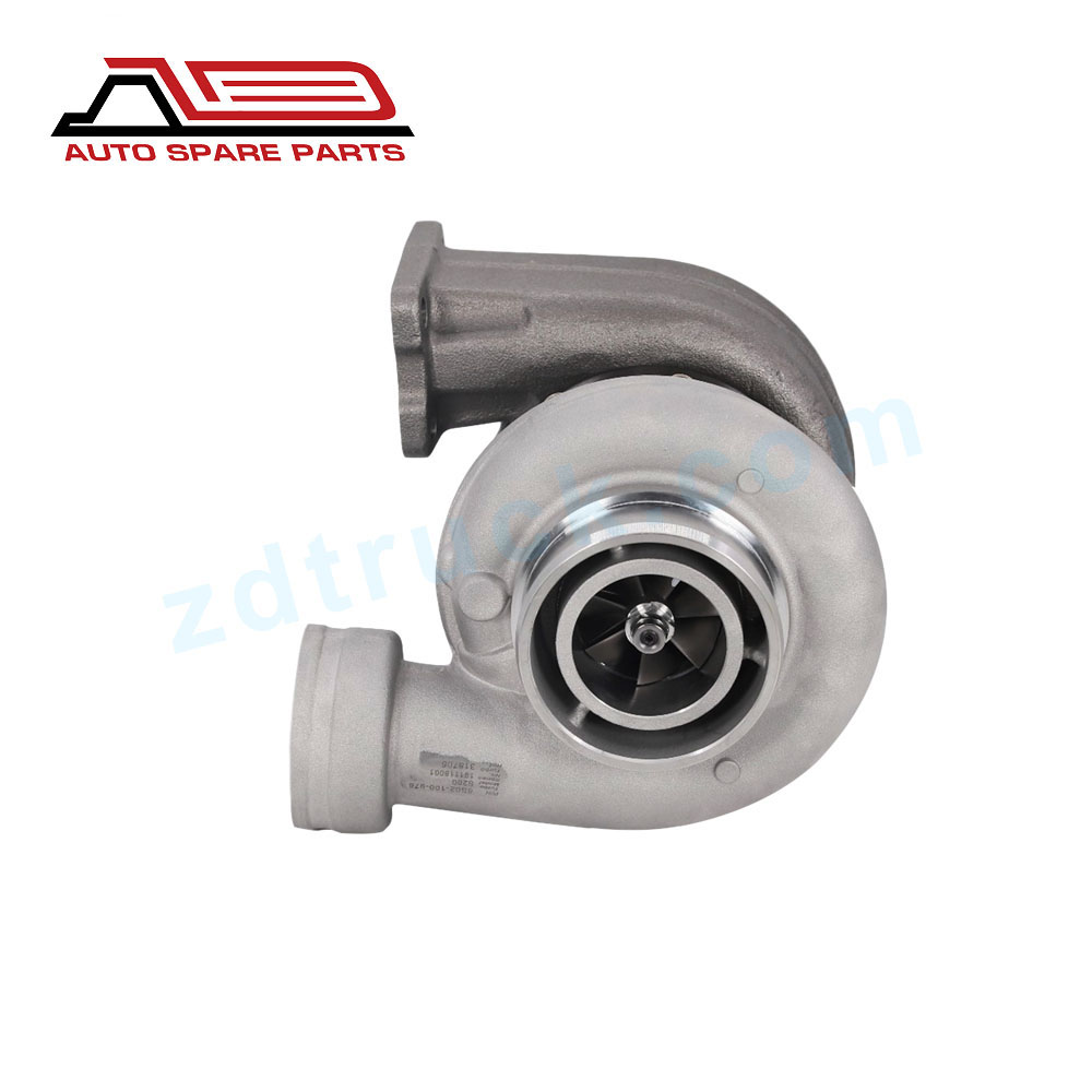 Excavator Turbocharger EC240 EC290 EC210 Diesel Engine Turbo D7D D6D Turbo 318706