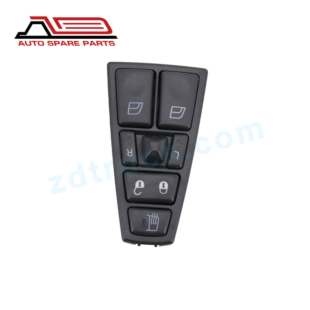 Power Window Master Control Switch Button for Volvo Truck FH12 FH13 FM VNL 20752918 21543897 20953592 20455317 20452017 2135460