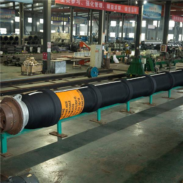 China wholesale Floating Hose - Mainline Submarine Hose With Collars – Zebung detail pictures
