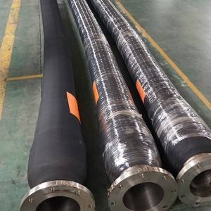 China Factory for Boat Fuel Hose - 11.8m Dock Oil Hose – Zebung