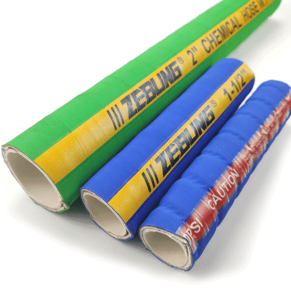 Trending Products Acid Resistant Uhmwpe Hose - Chemical Hose – Zebung Featured Image