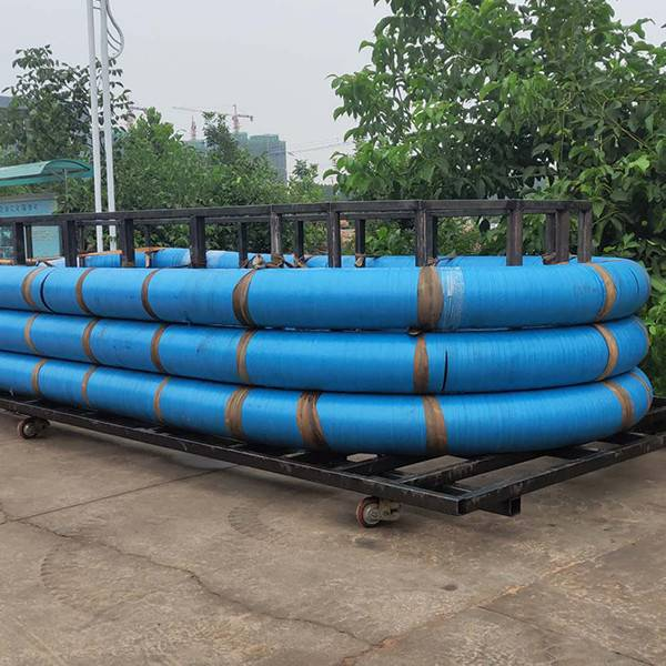 Wholesale Discount Fresh Water Hose For Boat - 50m Dock Oil Hose – Zebung detail pictures