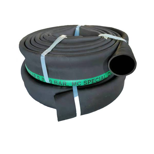 Rubber Lay Flat Hose Featured Image