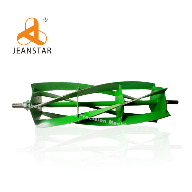 PriceList for Best Mower Blades - High Quality Cylinder Mower Blade-Zcd-Hob-5-CYLINDER MOWER BLADE-HOBBING CUTTER – Zhengchida