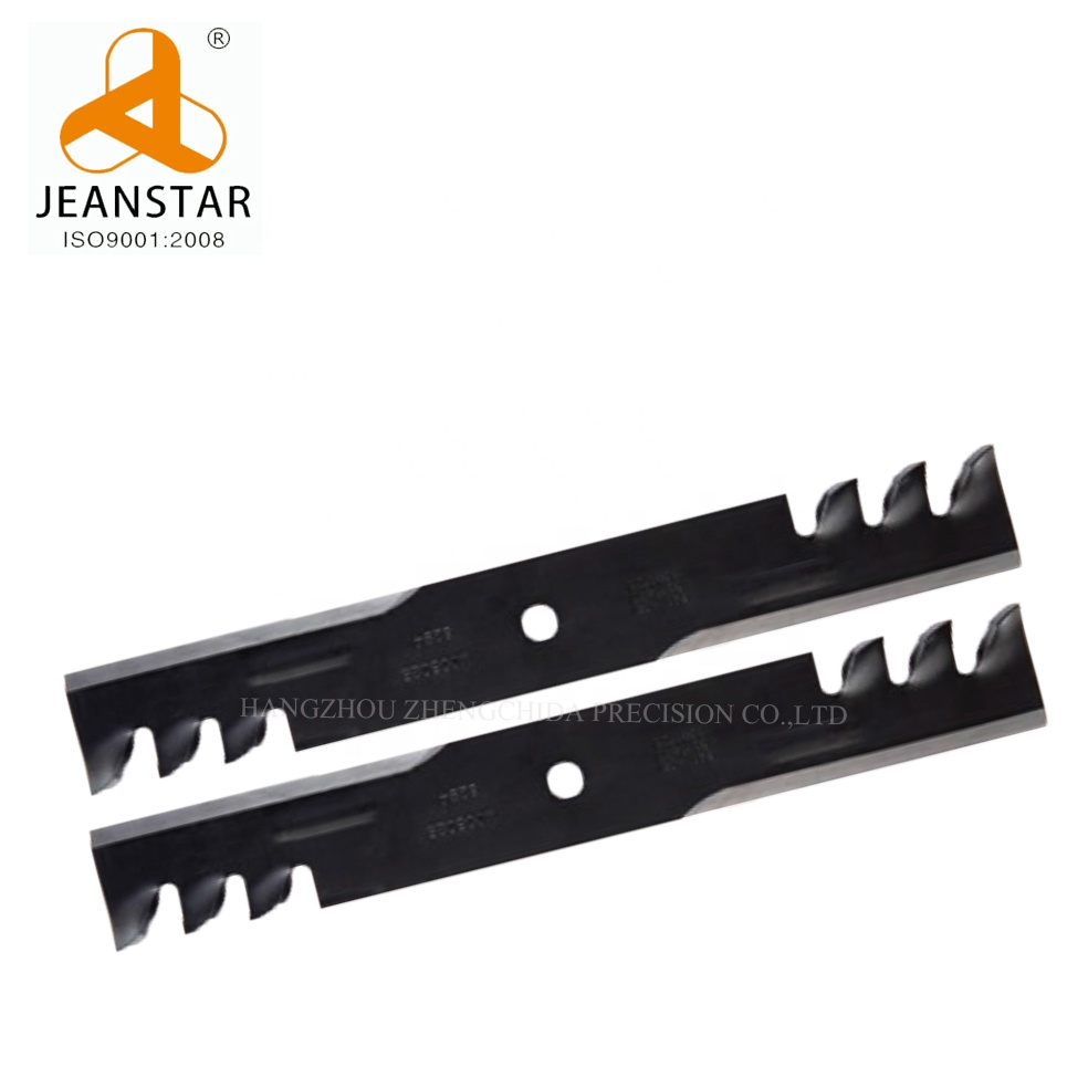8 Year Exporter Mulch Blades For John Deere Mowers - Mulching Lawn mower Blade of Bunton for Cutting Grass-Cheap Lawn Mower Blades-China Lawn Mower Blade – Zhengchida