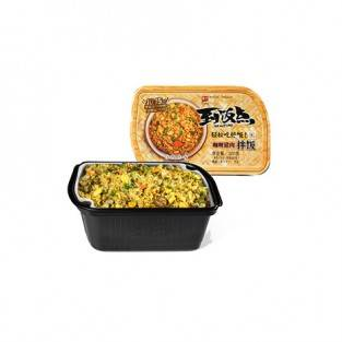 Self Heating Instant Food - Mealtime-Rice with curry Pork – Zishan