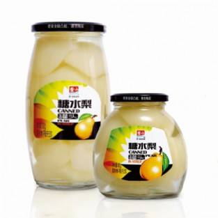 Factory Cheap Hot Canned Pineapple - Canned pear – Zishan