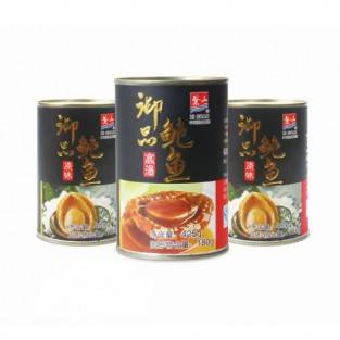 Cheap price Mackerel Small - Canned abalone – Zishan