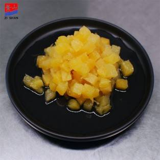 New Arrival China Canned Peaches - Canned pineapple – Zishan