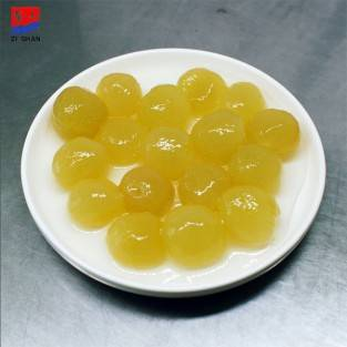 Lychee In Syrup - Canned green grapes – Zishan