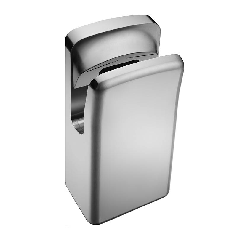 Chinese Professional Toilet Hand Dryer Machine - Stainless Steel Jet Hand Dryer For Bathroom FG2006 Brushless – Feegoo