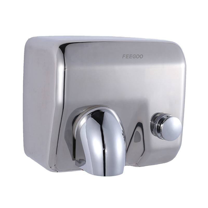Factory For hygienic hand dryer - Stainless Steel Hight Quality Hand Dryer  FG8085M – Feegoo