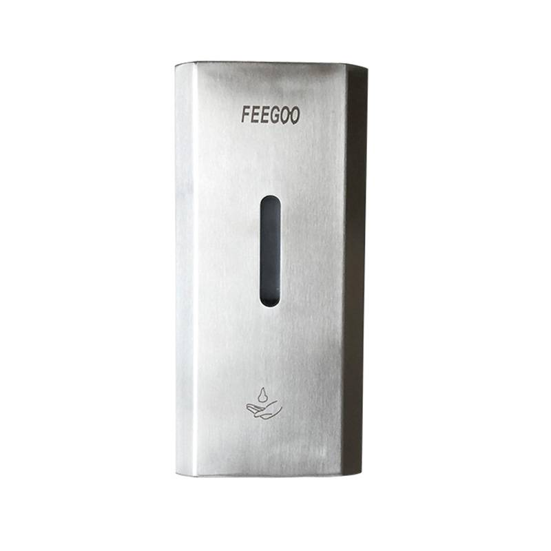 Manufacturer for Ac Liquid Soap Dispenser - Stainless Steel Automatic Sensor Soap Dispense For Home FG2018 – Feegoo