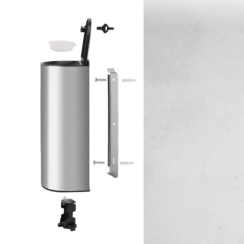 Stainless Steel Automatic Sensor Wall Mounted Bathroom Soap Dispenser FG2020