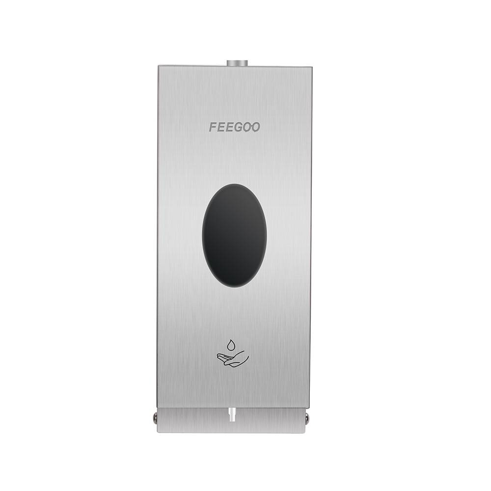 Factory Supply Wall Mounted Liquid Soap Dispenser - Stainless Steel Automatic Sensor No Touch Soap Dispense FG2001 – Feegoo