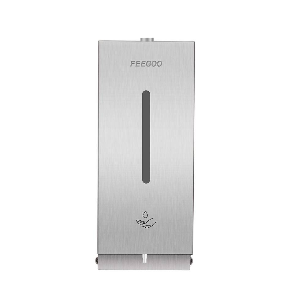 Discount wholesale Wall Mount Liquid Soap Dispenser - Stainless Steel Automatic Sensor Soap Dispense FG2003 – Feegoo