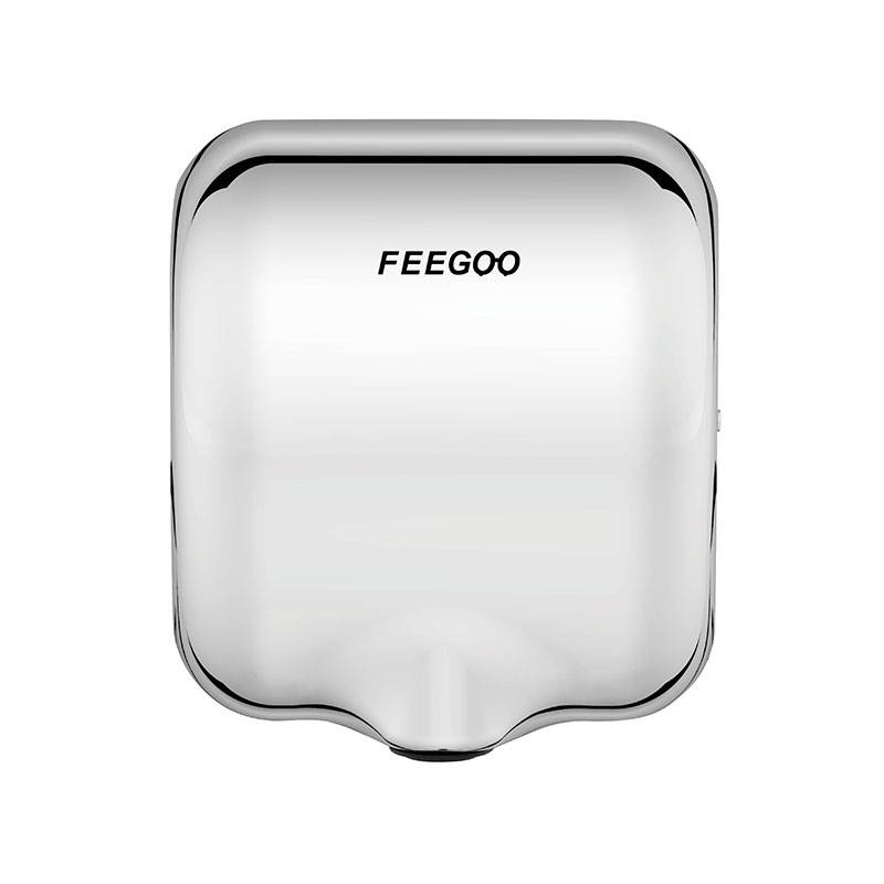 Best Price for jet hand dryer - Stainless Steel Warm Air Hand Dryer FG2800 – Feegoo