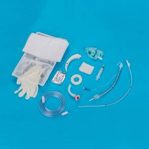 High definition Reinforced Laryngeal Mask Supplier - Disposable Endotracheal Tube Kit – Kangyuan