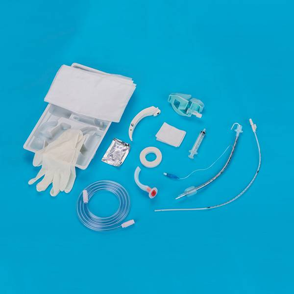 Chinese Professional Pvc Laryngeal Mask Factory - Disposable Endotracheal Tube Kit – Kangyuan