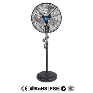 Low price for Heavy Duty Industrial Wall Fan - Floor fan HW-18I06 – Wenling Huwei