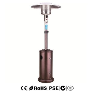 Gas Patio Heater for Height Adjustable
