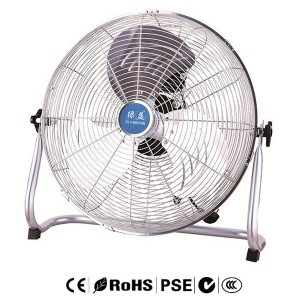 Good User Reputation for Industrial Water Cooling Fans - Industrial Floor Fan – Wenling Huwei